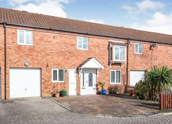 3 bed terraced house for sale in Carvers Mews, Neath Hill, Milton Keynes MK14