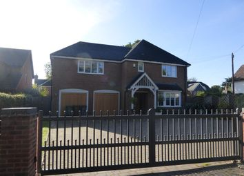 Thumbnail 5 bed detached house for sale in Kerly Close, Balsall Common, Coventry