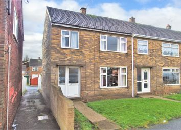 Thumbnail 3 bed end terrace house for sale in Atlee Close, Maltby, Rotherham