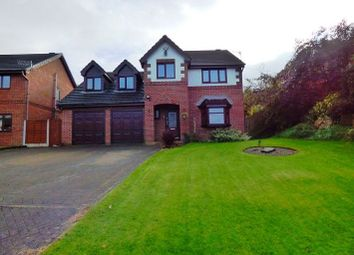 Thumbnail 5 bed detached house for sale in Staley Hall Crescent, Stalybridge