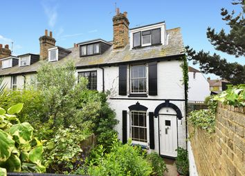 Thumbnail 3 bed end terrace house for sale in Harbour Street, Whitstable, Kent