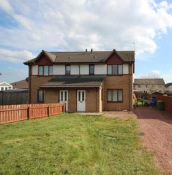Thumbnail 3 bed semi-detached house for sale in Mauchline Road, Mossblown, Ayr, South Ayrshire