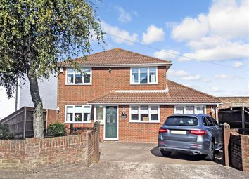 Thumbnail 4 bed detached house for sale in The Droveway, St. Margarets Bay, Dover, Kent