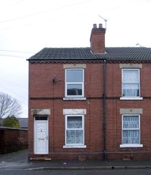 Thumbnail Terraced house to rent in Shirley Road, Balby, Doncaster