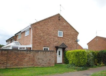 Thumbnail 2 bed terraced house to rent in Hayfield Road, North Wootton, King's Lynn