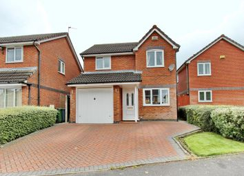Thumbnail 3 bed detached house for sale in Sedgefield Road, Radcliffe, Manchester