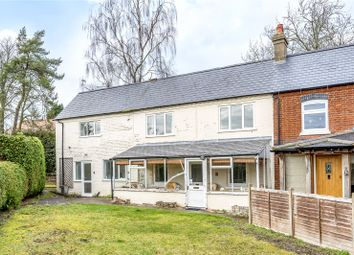 Thumbnail 3 bed semi-detached house for sale in Cold Harbour Cottages, Woods Lane, Cliddesden, Basingstoke