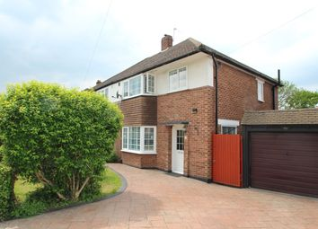 Thumbnail 3 bed semi-detached house for sale in Branston Crescent, Petts Wood, Orpington