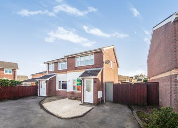 Thumbnail 2 bed semi-detached house for sale in Cae Pandy, Caerphilly