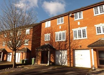 Thumbnail 3 bed end terrace house for sale in Park Gate, Southampton, Hampshire