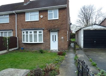 Thumbnail 3 bedroom semi-detached house to rent in Manor Rd, Brinsworth, Rotherham