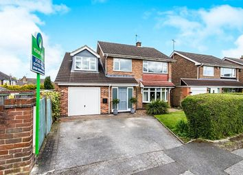Thumbnail 4 bed detached house for sale in Primrose Rise, Newthorpe, Nottingham