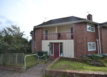 Thumbnail 1 bed flat for sale in Mincinglake Road, Exeter