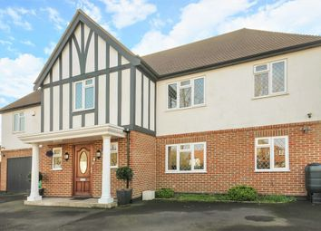 Thumbnail 6 bed detached house for sale in Tudor Avenue, Worcester Park, Surrey