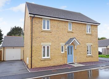 Thumbnail 4 bed detached house for sale in Cilgant Y Lein, Pyle