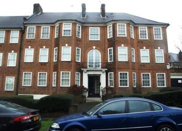 Thumbnail 4 bed flat to rent in Tillingbourne Gardens, London