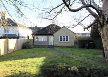 Thumbnail 2 bedroom bungalow to rent in The Plain, Epping, Essex