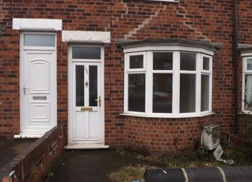 Thumbnail 2 bed terraced house to rent in Burton Avenue, Balby, Doncaster