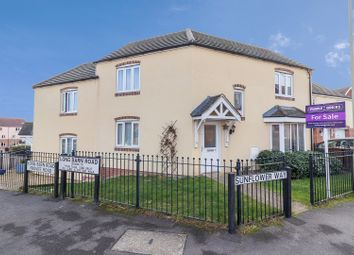 Thumbnail 3 bed terraced house for sale in Sunflower Way, Andover