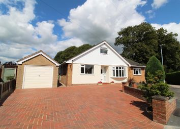 Thumbnail 4 bed detached bungalow for sale in Wemsbrook Drive, Wem, Shrewsbury