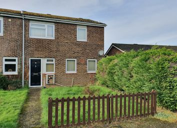3 bed end terrace house for sale in Duloe Brook, Eaton Socon, St. Neots PE19
