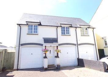 Thumbnail 3 bed maisonette for sale in Bodmin, Cornwall, .
