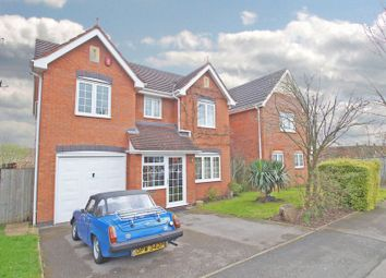 Thumbnail 4 bed detached house for sale in Studley Road, Redditch