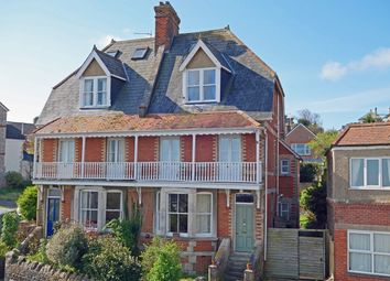 Thumbnail 4 bed semi-detached house for sale in Cluny Crescent, Swanage