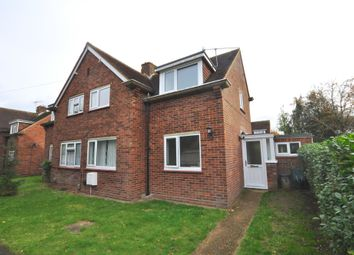 Thumbnail 4 bed semi-detached house for sale in Broomfield, Guildford