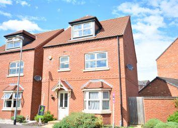 Thumbnail 4 bedroom property for sale in Bakewell Lane, Hucknall, Nottingham