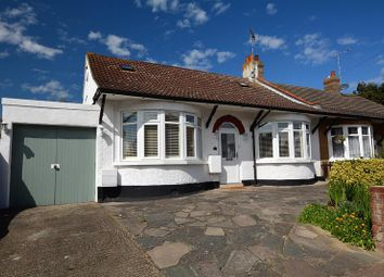 Thumbnail 4 bedroom semi-detached bungalow for sale in Honiton Road, Southend-On-Sea