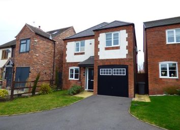 Thumbnail 4 bed detached house for sale in Tamworth Road, Wood End, Atherstone, Warwickshire