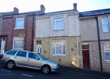 Thumbnail 2 bedroom terraced house for sale in Davison Street, Newcastle Upon Tyne
