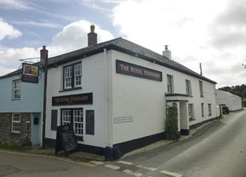 Thumbnail Pub/bar for sale in Royal Standard, Gerrans, Portscatho, Cornwall