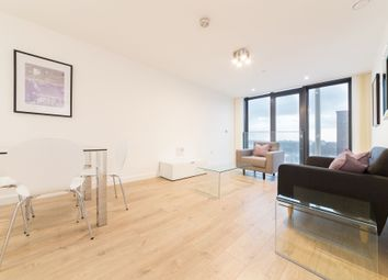 Thumbnail 1 bed flat to rent in Stratosphere Tower, 55 Great Eastern Road, Stratford, London