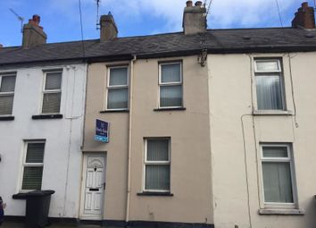Thumbnail 2 bedroom terraced house for sale in Croft Street, Bangor