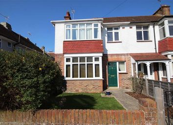 Thumbnail 3 bed end terrace house for sale in Ripley Road, West Worthing, West Sussex