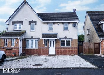 Thumbnail 3 bed semi-detached house for sale in Alloway Drive, Kirkcaldy, Fife