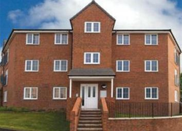 Thumbnail 2 bedroom flat to rent in East Street, Doe Lea, Chesterfield