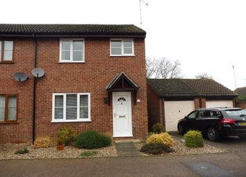 Thumbnail 3 bed property to rent in Birch Close, North Walsham
