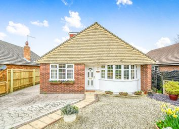 Thumbnail 3 bedroom detached bungalow for sale in Broadway, Swindon