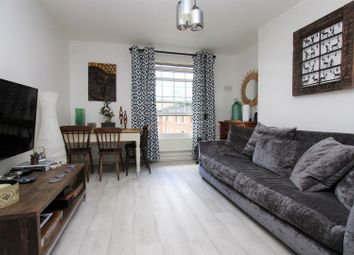 Thumbnail 1 bed flat for sale in Gosling Way, London