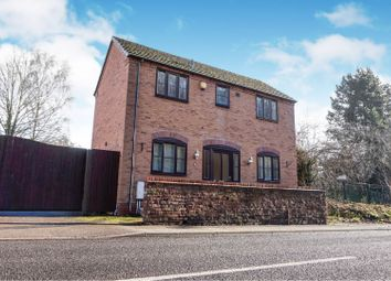 4 bed detached house for sale in Southall Road, Dawley, Telford TF4