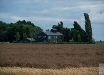 Thumbnail 5 bedroom barn conversion for sale in Whittlesey Road, March