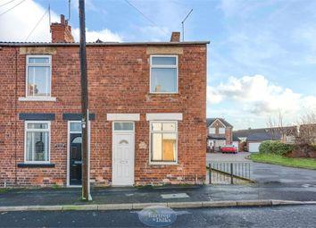Thumbnail 2 bedroom end terrace house for sale in Grafton Street, Worksop, Nottinghamshire