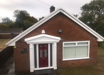 Thumbnail Bungalow to rent in Shirley Drive, Heolgerrig