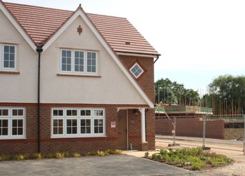 Thumbnail 3 bed semi-detached house to rent in Rutherford Road, Saxon Fields, Bromsgrove