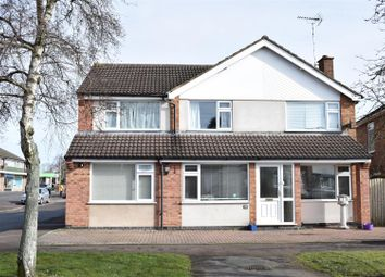Thumbnail 4 bed detached house for sale in Elm Avenue, Lutterworth