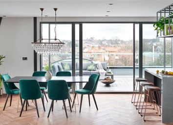 Thumbnail 2 bed flat for sale in Eden House, Crouch End