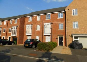 Thumbnail 2 bed flat to rent in Molyneux Square, Hampton, Peterborough